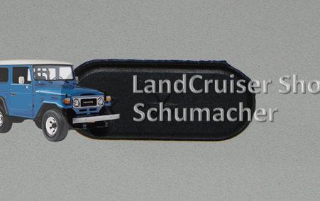 Verschlußstopfen Bremsankerplatte