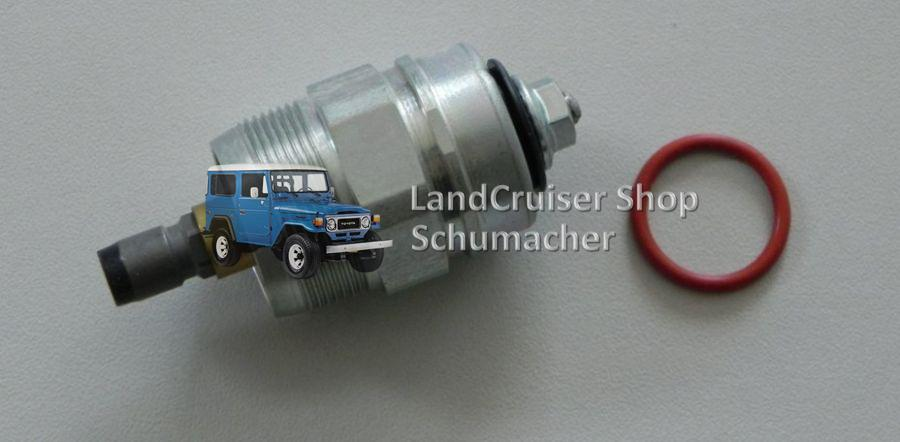Kraftstoff-Abschaltventil